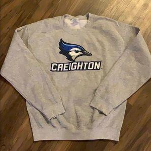 Creighton Bluejays Crewneck Sweatshirt